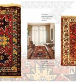 CAUCASUS RUGS, LOT NO. 16260 LESGI FROM NORTH EASTERN CAUCASUS FROM 2ND QUARTER OF 20TH CENTURY  190 X 108 CM  -  LOT NO 0450 BAKHTIARY FROM CENTRAL PERSIA 3TH QUARTER OF 20 TH CENTURY 198 X 145 CM READY TO USE. Created By Sameyeh Posted By Sh.Sameyeh Pte Ltd