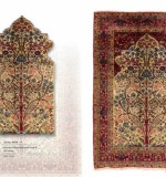 Decorative Pray persian capets,  LOT NO. 16174 Raver kirman from south persia 1st. half of 20th century 236 x 153 cm  ( decorative example  ) Created By Sameyeh Posted By Sh.Sameyeh Pte Ltd