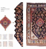 nOMADIC PERSIAN CARPETS, lot no. 16073 Ghashgai  from south persia 3th quarter of 20th century 223 x 155 cm  collectable example. Created By Sameyeh Posted By Sh.Sameyeh Pte Ltd