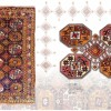 Nomadic Oriental rugs Lot No. 0022 lory from north west persia 2nd quarter of 20th century  280 x 156 cm