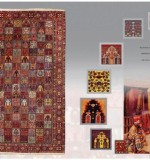 Large size oriental carpets lot no. 16294  Bkhtiary from central persia  1st quarter of 20th century   530 x 360 cm Created By Sameyeh Posted By Sh.Sameyeh Pte Ltd
