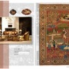 Hanting design persian carpets, lot no.16088 antique dorokhsh  from East persian 2 nd quarter of 19th century   200 x 128 cm