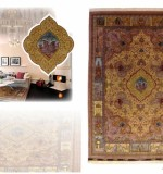 TOP QUALITY FINE PERSIAN SALON CARPETS, LOT NO.16188 (OZ2) TABRIZ FROM NORTH WEST PERSIA FROM 20TH CENTURY  495 X 348 CM READY TO USE Created By Sameyeh Posted By Sh.Sameyeh Pte Ltd