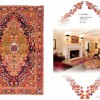 Collectable wool rugs, LOT NO. 00122 MALAYER FROM WEST PERSIA MID 20TH CENTURY 185 X 120 CM READY TO USE.