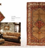 Nomadic carpets example, LOT NO 16145 WOOL RUG BIDJAR FROM NORTH WEST PERSIA 2ND QUARTER OF 19TH CENTURY 260 X 145 CM Created By Sameyeh Posted By Sh.Sameyeh Pte Ltd