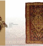 Antique Rugs & carpets LoT No.. 00462  Bakhtiary  form central persia 2nd quarter of 20th century 400 x 196 cm Created By Sameyeh Posted By Sh.Sameyeh Pte Ltd