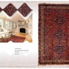 Silk And Wool Rugs lot no. 15977 shiraz from south persia from 2nd quarter of 20th century  318 x 220 cm