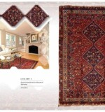 Silk And Wool Rugs lot no. 15977 shiraz from south persia from 2nd quarter of 20th century  318 x 220 cm Created By Sameyeh Posted By Sh.Sameyeh Pte Ltd