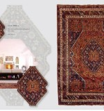 Decorative Wool Rugs, lot no 15978 shiraz  from south persia from 2nd of 20th century 305 x 218 cm Created By Sameyeh Posted By Sh.Sameyeh Pte Ltd