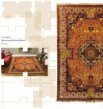 large size fine Hand Knotted Oriental Rug Lot No. 0033 Tabriz from north west Persia mid 20th century 484 x 346 cm Created By Sameyeh Posted By Sh.Sameyeh Pte Ltd
