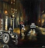 Dark Street Created By Lucas Skolik Posted By Maher & Valentino