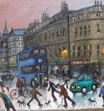 Top Of Market Street Created By James Downie Posted By Maher & Valentino