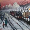 The Local Stopping Train Created By James Downie Posted By Maher & Valentino
