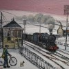 Chinley Signal Box Derbyshire Created By James Downie Posted By Maher & Valentino