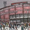 Old Trafford MUFC Match Day Created By James Downie Posted By Maher & Valentino