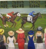 Day At The Races Created By Carolyn Boddy Posted By Maher & Valentino
