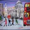 St. Paul's Bus-London-Cathedral Created By Phil Lewis Posted By Maher & Valentino