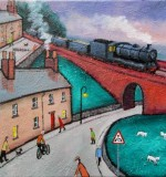 Railway Cottages Created By Jonathan Shepherd Posted By Maher & Valentino