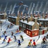 Fun In The Snow Created By John Ormsby Posted By Maher & Valentino
