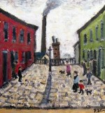 Down Lowry Street Created By Pete Dimmock Posted By Maher & Valentino