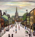 Street Scene Created By John Goodlad Posted By Maher & Valentino