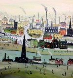 The River Industrial Scene Created By John Goodlad Posted By Maher & Valentino