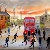 Quick The Bus Is Here Created By Mal Burton Posted By Maher & Valentino