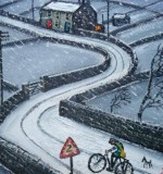 No End To This Winter Created By James Downie Posted By Maher & Valentino