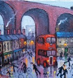 Stockport Viaduct Created By James Downie Posted By Maher & Valentino