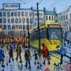 Tram Stop Created By James Downie Posted By Maher & Valentino