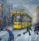 No. 2 Manchester Tram Created By James Downie Posted By Maher & Valentino
