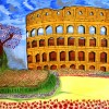 Roman Colosseum Created By LP Posted By Lekha Preeth