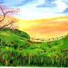 Landscape Created By LP Posted By Lekha Preeth