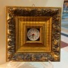 Framed Clock Created By Bissan Gallery Posted By Bissan Gallery