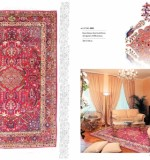 collectable old persian carpets, LOT NO. 0005 RAVAR KIRMAN  FROM SOUTH PERSIA 2ND QUARTER OF 20TH CENTURY  205 X 139 CM  COLLECTABL EXAMPLE. Created By Sameyeh Posted By Sh.Sameyeh Pte Ltd