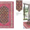 Decorative oriental rugs lot no 16037 Malayer from west Persia 2nd quarter of 20th century 190 x 146 cm Created By Sameyeh Posted By Sh.Sameyeh Pte Ltd