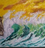 Wave Created By Stefka Hristova Posted By Stefka Hristova