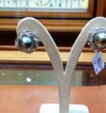 Pearl Earrings Created By Paris Jewellery Posted By Paris Jewelry