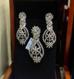 Diamond Earrings Created By Paris Gallery Posted By Paris Jewelry
