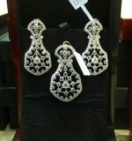Diamond Earrings Created By Paris Jewelry Posted By Paris Jewelry