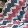 Baby's Quick Ripple Afghan Created By Nisreen Alamri Posted By nasa4000