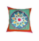 Floral Fantasy Cushion Cover Created By Cosy Corner Posted By Cosy Corner