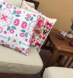 Spring Cushions Created By  Posted By Cosy Corner