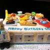 Qatar Collections Kitchen Set Cake