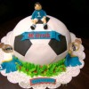 how to make cake qatar collections football cake 4986