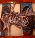 Sculpture 1 Created By Ahmed Allawi Posted By Artist Ahmed Allawi