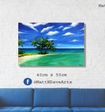 The Calm Beach Created By Ramya Aravindan Posted By Ramya