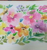 Freska Pink Florals Created By Irene Rose Niki O.S. Posted By Irene Rose