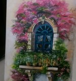 Balcony Created By Awatif AlBusaidy Posted By Awatif AlBusaidy