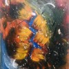 SPECTRUM COLORS - 40x30cm Created By Artist Posted By Bala Ravi Kishore